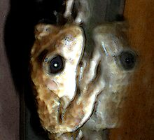 FROGGER in my room  by grarbaleg