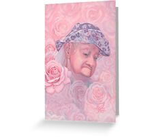 Rose  Greeting Card
