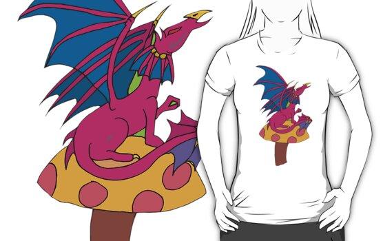 Dragon T-Shirt by T-ShirtsGifts