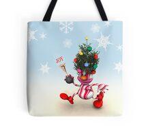 SEASON'S GREETINGS!!! Tote Bag