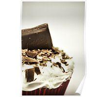 Milka Cupcake Poster