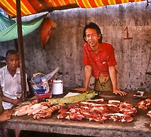 Rangoon Meat Market by randmphotos
