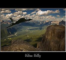 Vulcan Valley by andy lewis