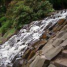Waterfall. by Humanz .