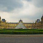 Louvre museum - Carousel du Louvre by retouch