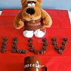 I LUV Chocolate... by Carol Clifford