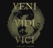 VENI VIDI VICI by justtees