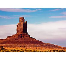 Monument Valley Pinnacle Photographic Print
