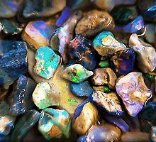 Opal Stream by Darryl Fowler