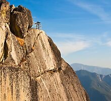 Moro Rock Vista by Nickolay Stanev