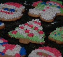 Christmas Cookies by Vonnie Murfin