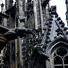 St. Vitus cathedral in Prague by polanri