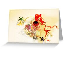 Christmas Goodies Greeting Card