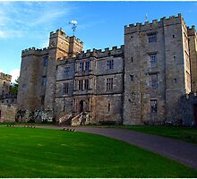 Chillingham Castle by Reinhardt