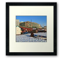 Brighton seafront Framed Print
