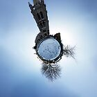 St James Church Louth - Little Planet by Paul Thompson Photography