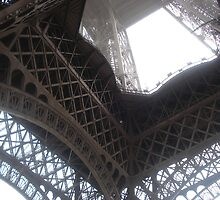 la tour eiffel by MelaBroo
