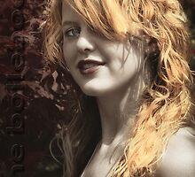 anne top model..by:glenn goulding copyright by glenngoulding