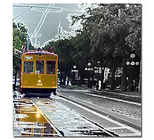 Ybor City Trolley by Sherry  Williamson