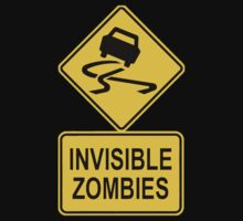 Invisible zombies by Penelope Sherrell