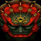 evil king ganon by matt lant