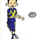 Rugby League cartoon by Craig Horne-Franklin