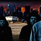 Four Bankers of the Metropolis by Dave Hiskey
