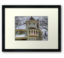 Beverley House Framed Print