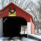 Knecht's Covered Bridge by djphoto