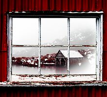 the window by Bob Wickham