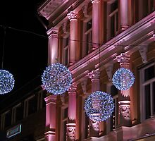 Christmas decorations by Paola Svensson