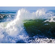 January at the Mouth of the Klamath Photographic Print