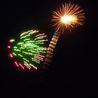 fireworks by kenkrash
