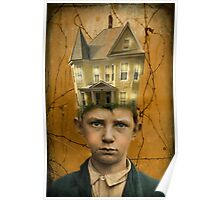 The Lights Are On But No One's Home Poster
