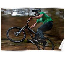 Yeti 2010 Dirt Jumper Poster