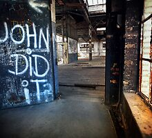 John Did It? by Jesse J. McClear