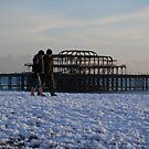 West Pier, Brighton by inglesina