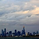 Melbourne Cloud by Joanna Beilby