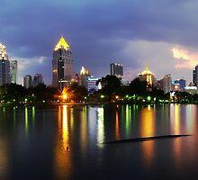 Bangkok by openyourap