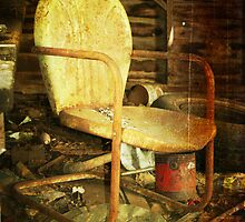 Grandpa's Chair by Tia Allor-Bailey