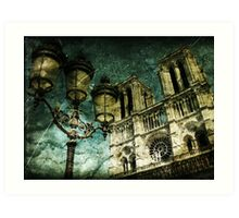Reinvented History Art Print