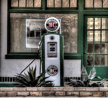Fill 'er Up! by Terence Russell