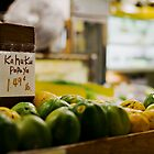 One Papaya, Two . . . by Lij808