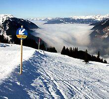 Herrliche Berge, sonnige Höhen..... by Adri  Padmos