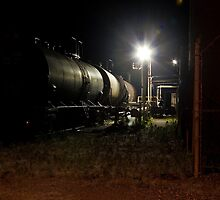 Tank Cars by thomasjack