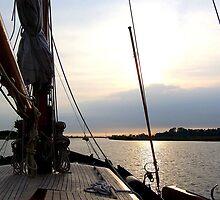 Stavoren, ahoy! by Hans Bax
