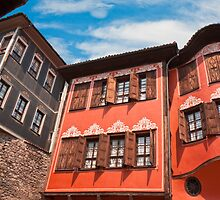 Plovdiv Architecture by Nickolay Stanev
