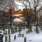 Edinburgh Winter IV by Chris Clark