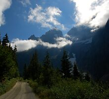 Road to the Cascades by Octoman