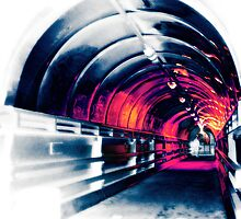Tunnel vision by Explosive